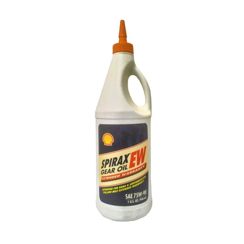Shell Spirax EW SAE 75W-90 Oli Pelumas [946 mL]