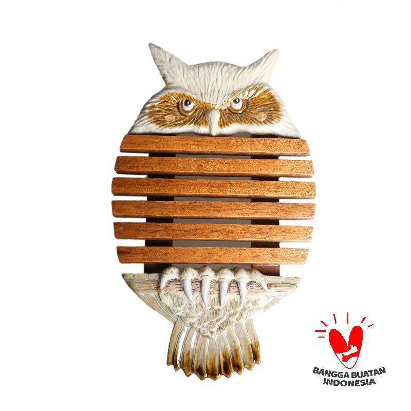 Susi Craft Owl Tatakan Meja Makan