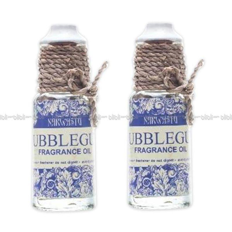 Narwastu Bubblegum Fragrance Oil - Aromatherapy 10 ml (2in1)