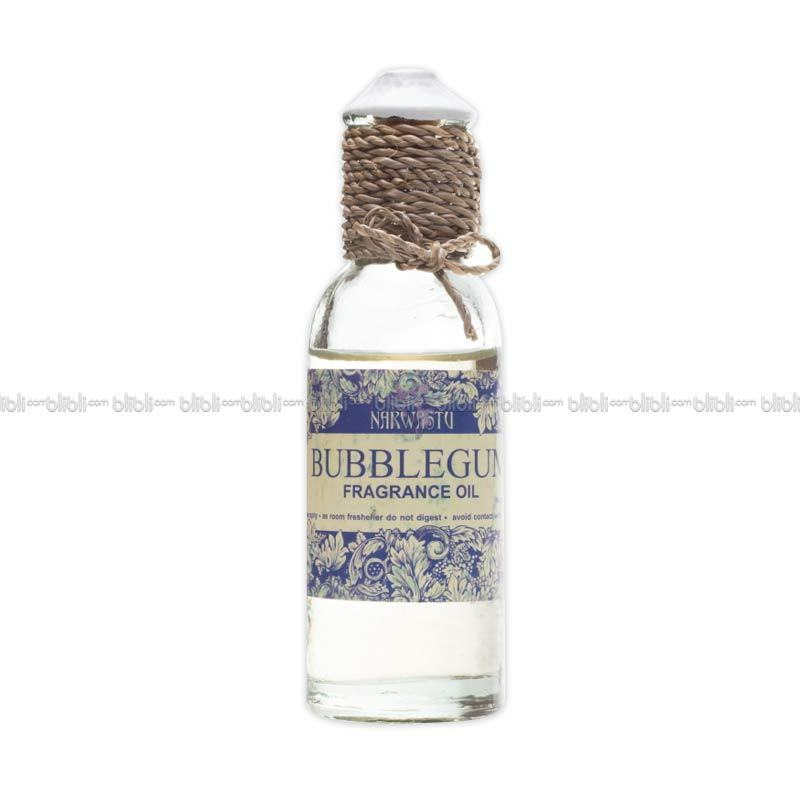 Narwastu Bubblegum Fragrance Oil - Aromatherapy 35 ml