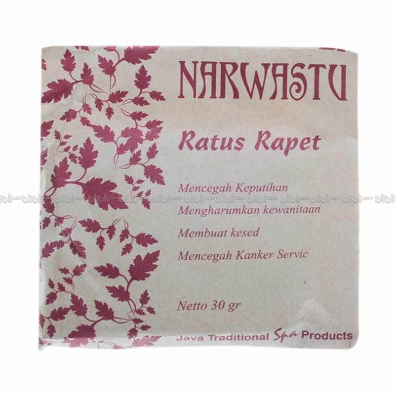 Narwastu Ratus Rapet 30 gram