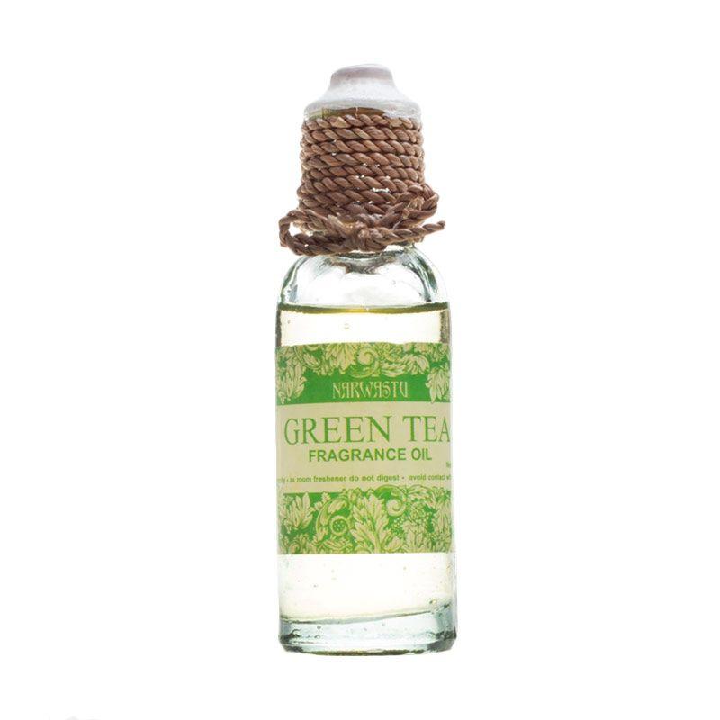 Narwastu Fragrance Oil Green Tea 35 ml