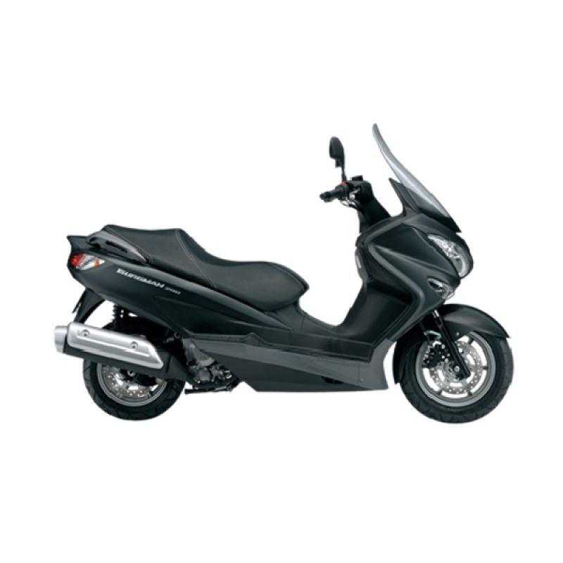 Suzuki Burgman 200 Metallic Mt Black Sepeda Motor [OTR Bandung]