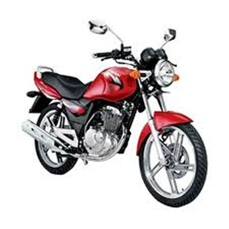 harga Suzuki Thunder 125 cc Red Sepeda Motor [OTR Bandung] Blibli.com
