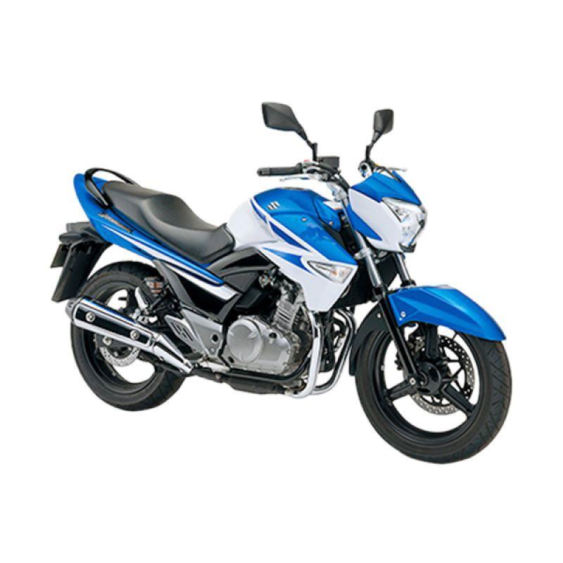 Suzuki Inazuma Blue Sepeda Motor [OTR Medan/250 cc]