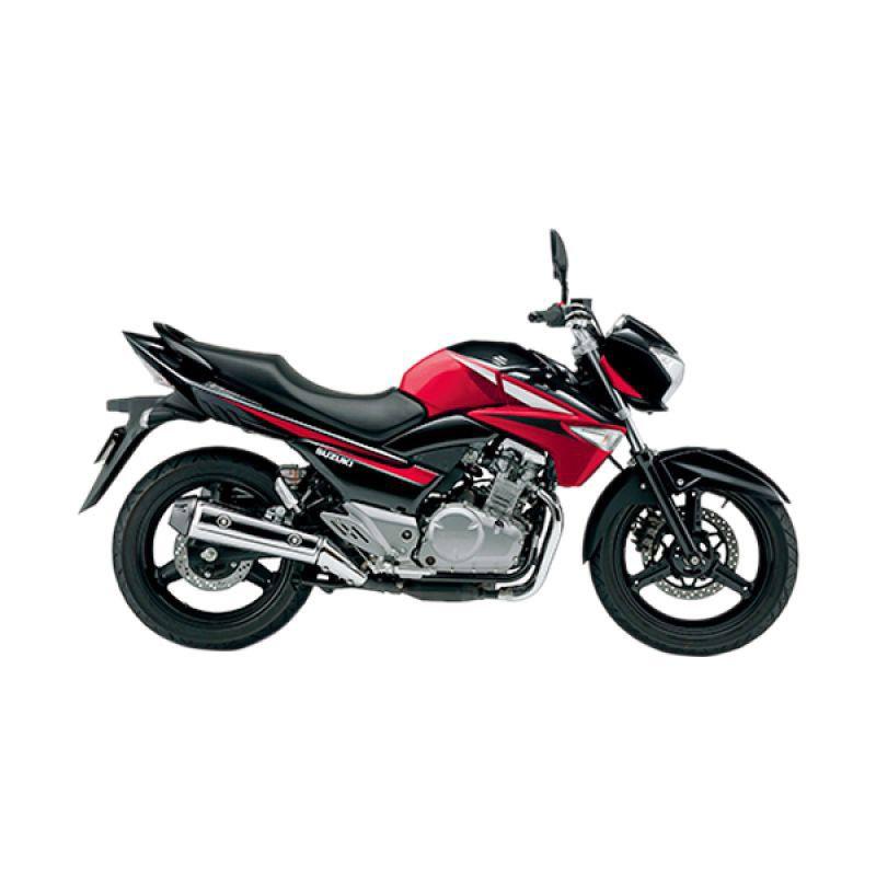 Suzuki Inazuma Red Sepeda Motor [OTR Medan/250 cc]