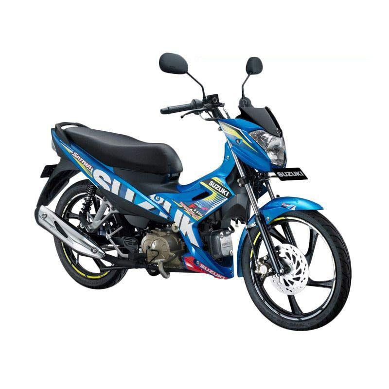 Suzuki Satria F115 Young Star Special MotoGP Sepeda Motor [OTR Medan]