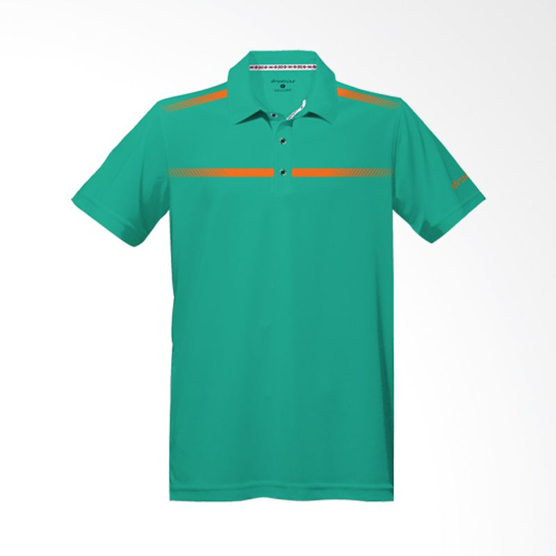 Svingolf Speed Polo Green Mint Baju Golf