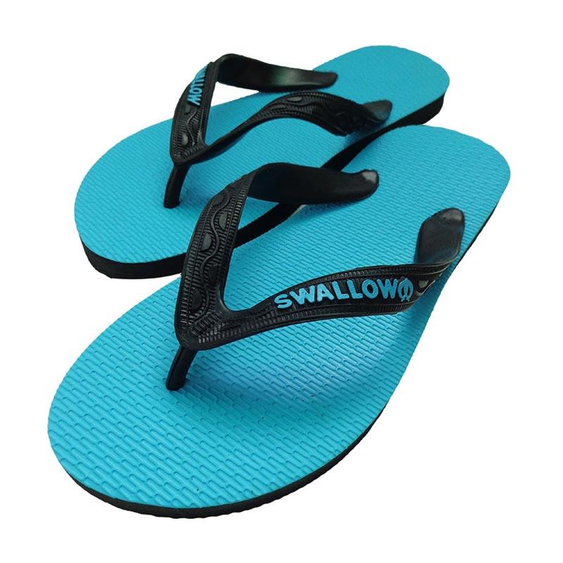 Swallow 109 D Light Blue Sandal Jepit