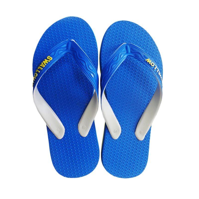 Swallow 608 D Blue Sandal Jepit