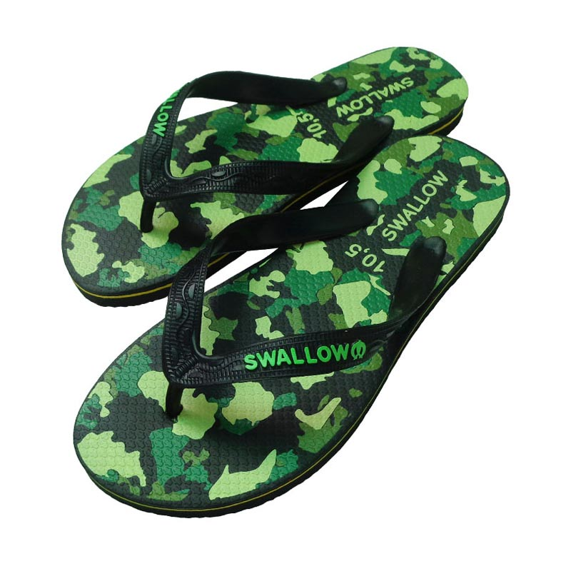 Swallow ARMY Sandal - Green