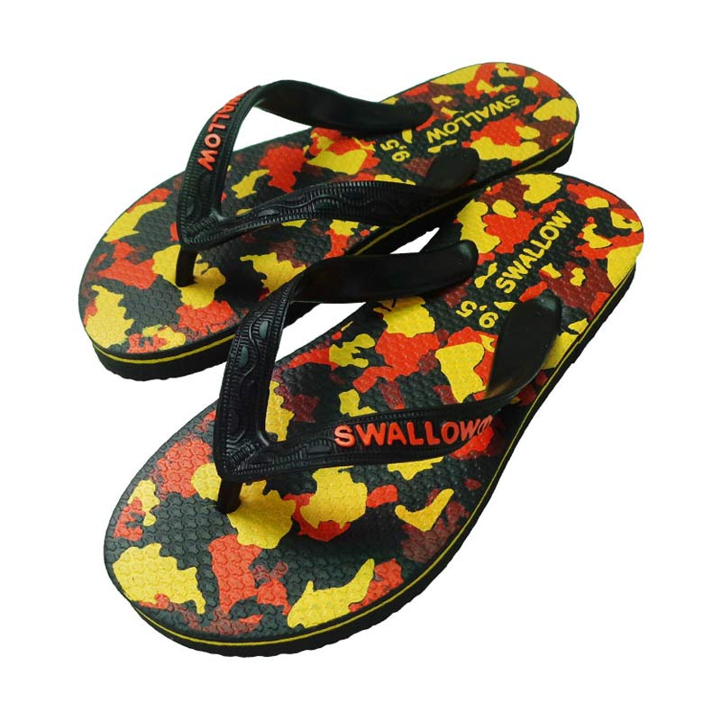 Swallow ARMY Sandal - Orange