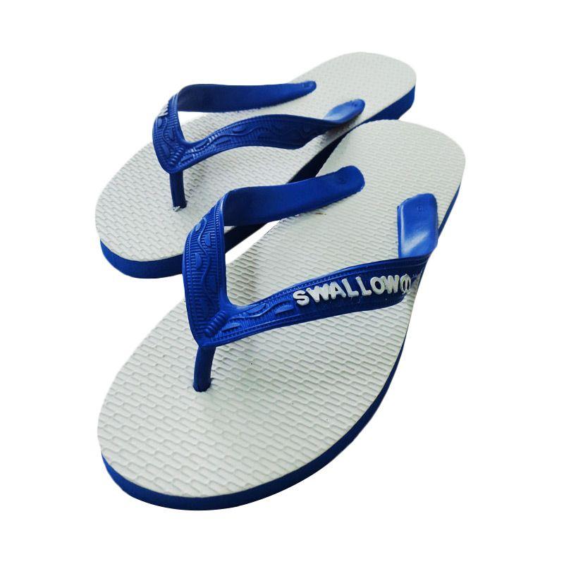 Swallow Classic D 05 Biru Sandal