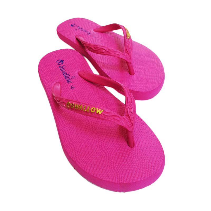 Swallow NICE GERINDA Pink Sandal Jepit