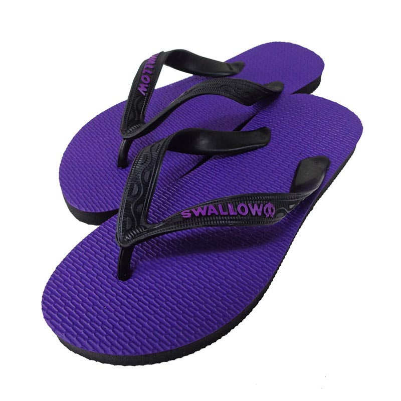 Swallow Slipper 108 D Sandal Jepit - Purple