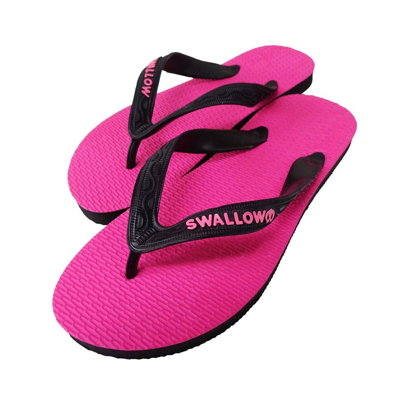 Swallow Slipper 109 D Sandal Jepit - Pink Fuxia