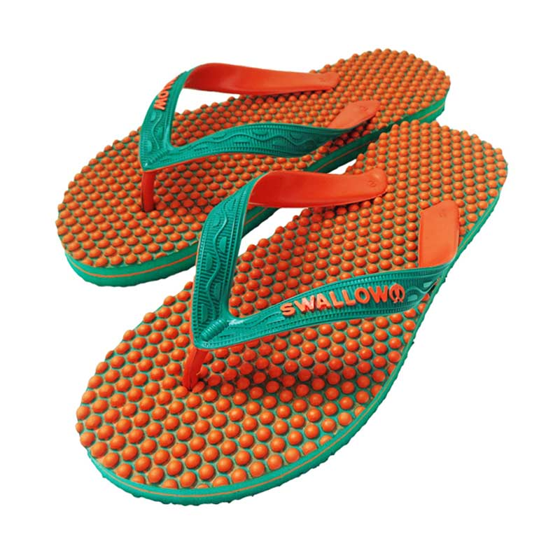 Swallow Slipper New 07 SR Sandal Jepit - Green