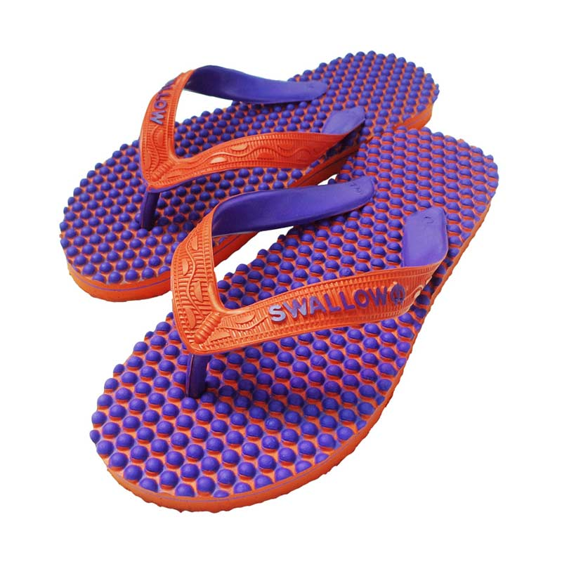 Swallow Slipper New 07 SR Sandal Jepit - Orange