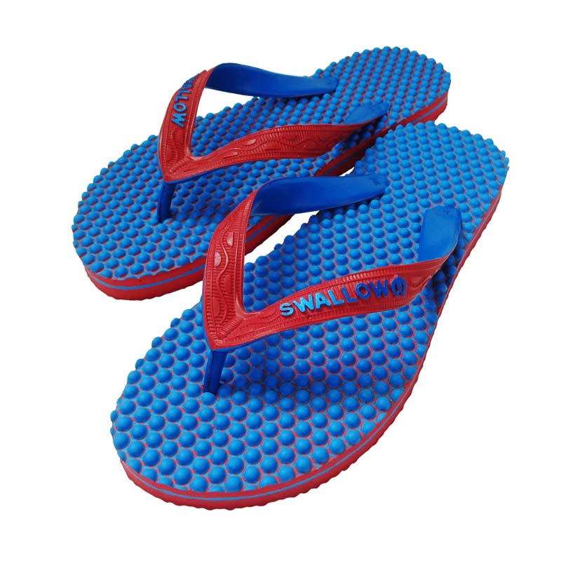 Swallow Slipper New 07 SR Sandal Jepit - Red