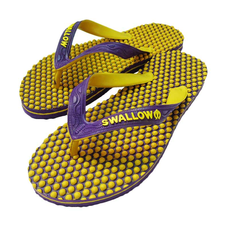 Swallow Slipper New 07 SR Sandal Jepit - Violet