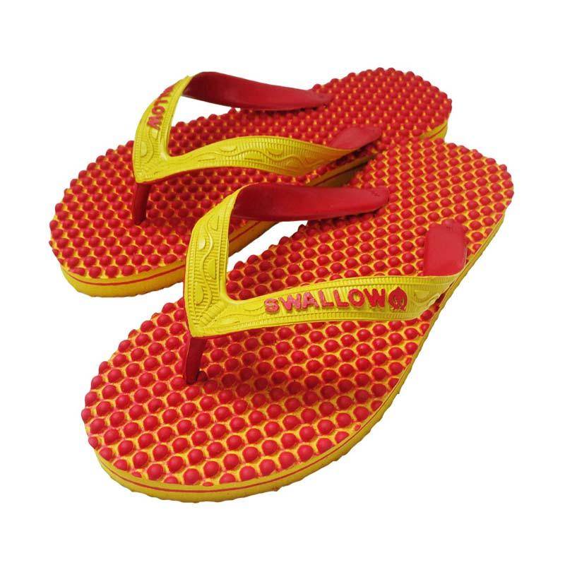 Swallow Slipper New 07 SR Sandal Jepit - Yellow
