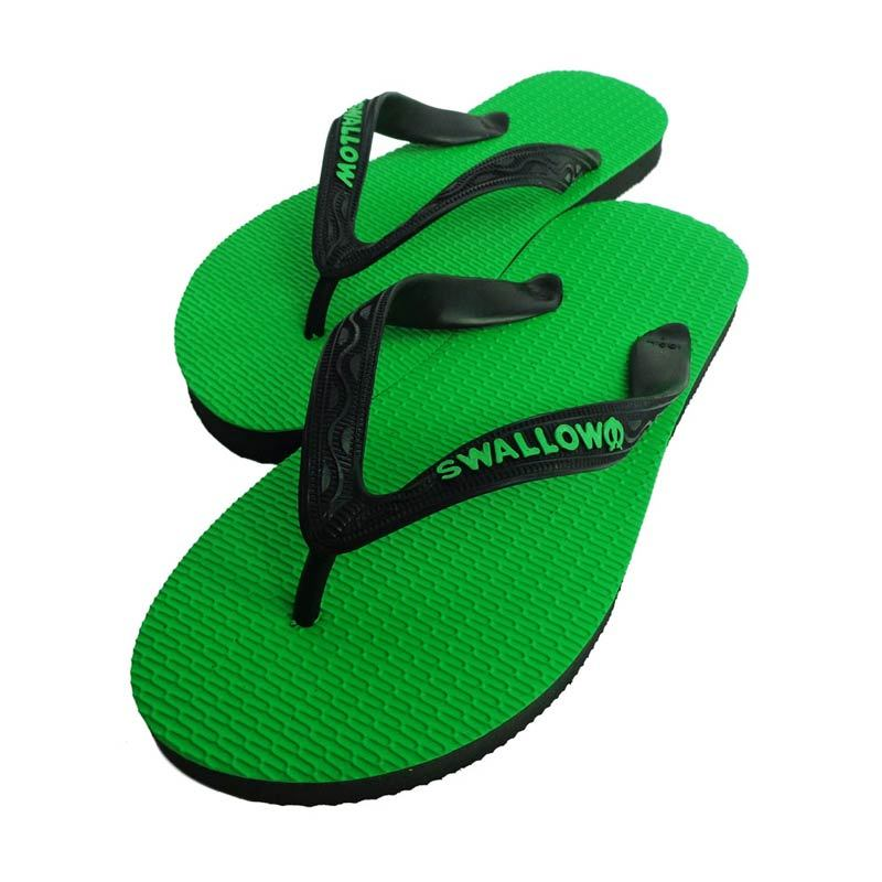 Swallow 109 D Neon Green Sandal Jepit