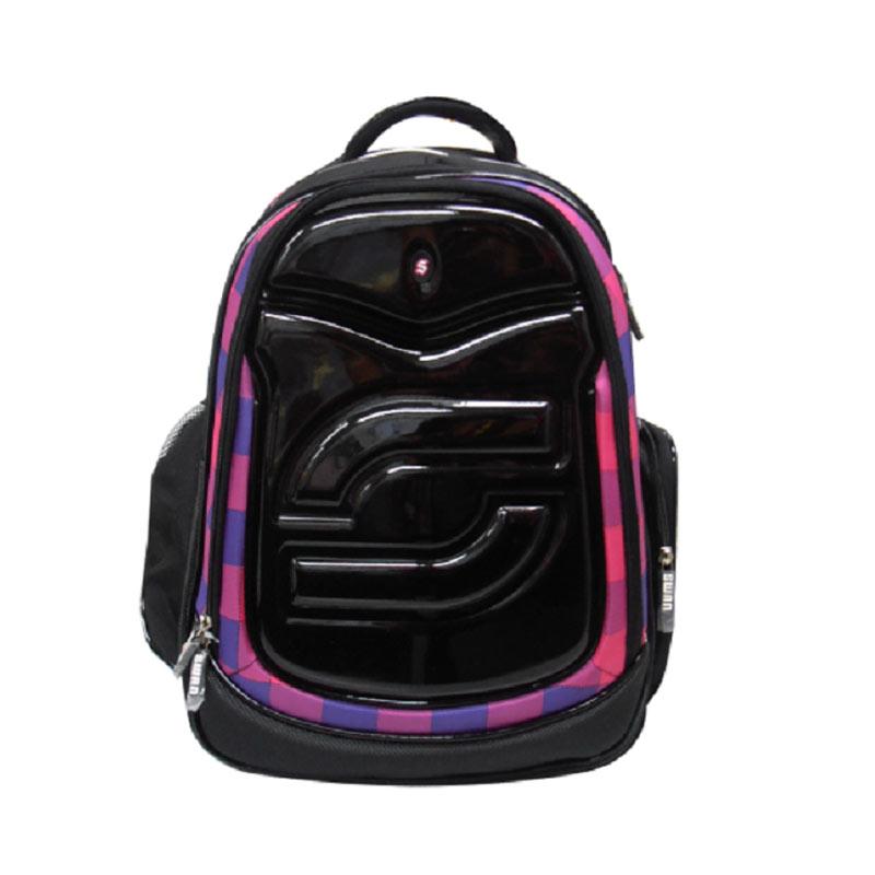 Swan Supreme Tas Laptop - Purple Pink