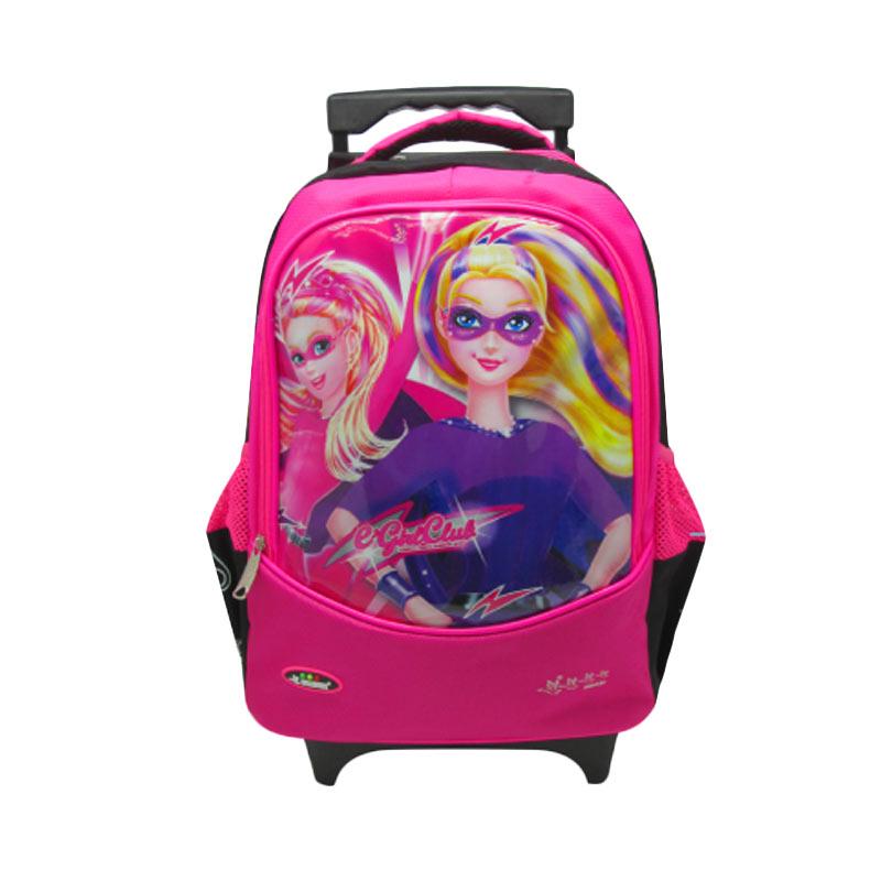 Swan E-Girl 2 Trolley Backpack Tas Sekolah Anak