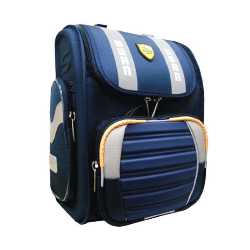 Swan Backpack Airlite Blue Tas Sekolah Anak