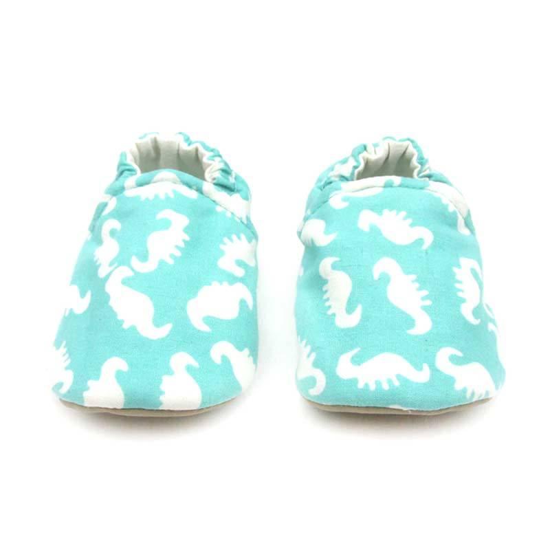 Sweet Batik Astro Aqua Dino Shoes Sepatu Bayi