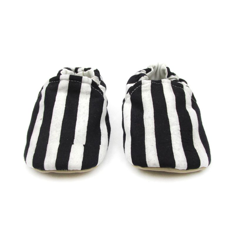 Sweet Batik Astro Black Stripe Shoes Sepatu Bayi