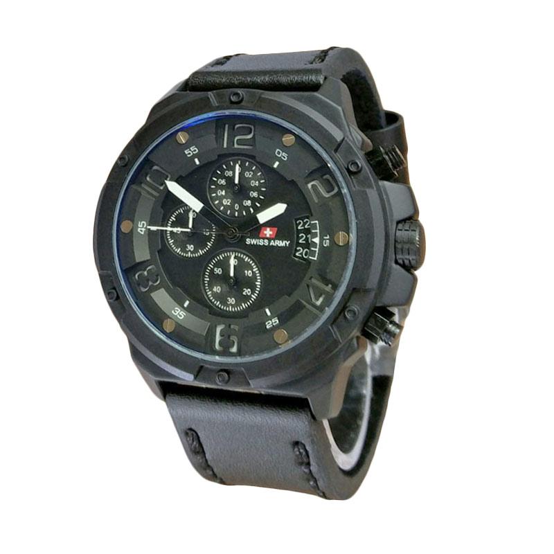 Swiss Army SA1375BW Jam Tangan Pria