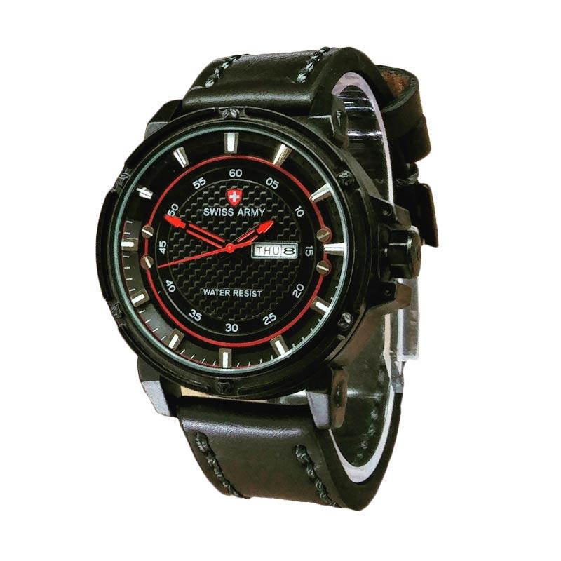 Swiss Army SA4122BR Jam Tangan Pria