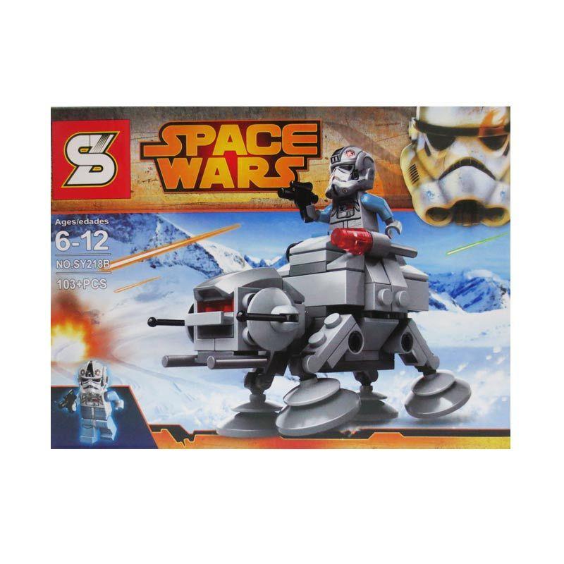 Sy 219 B Mainan Blok & Puzzle