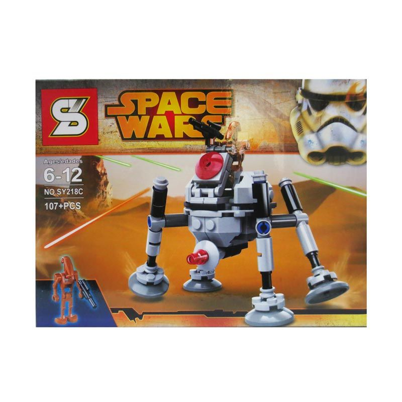 Sy 218 C Space Robot