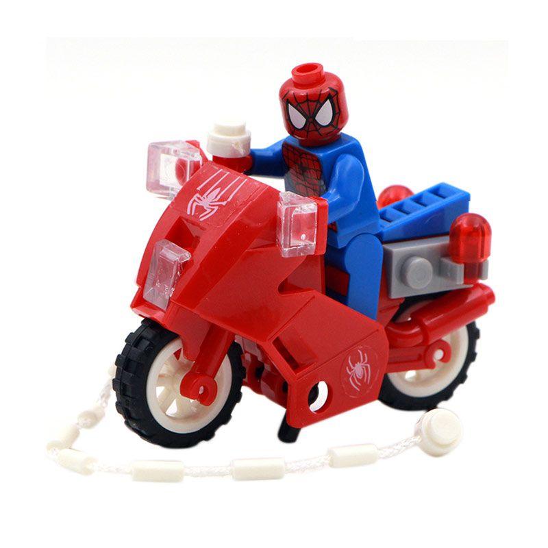 Sy 220 D Mainan Block dan Puzzle