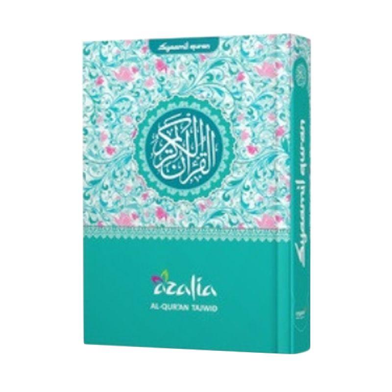 Syaamil Azalia A5 Hardcover Tosca Al-Quran
