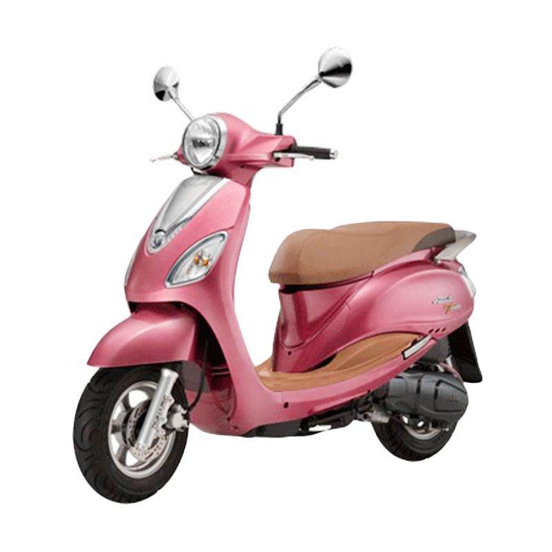 harga SYM Attile Venus 125 Pink Sepeda Motor [DP 14.000.000] Blibli.com