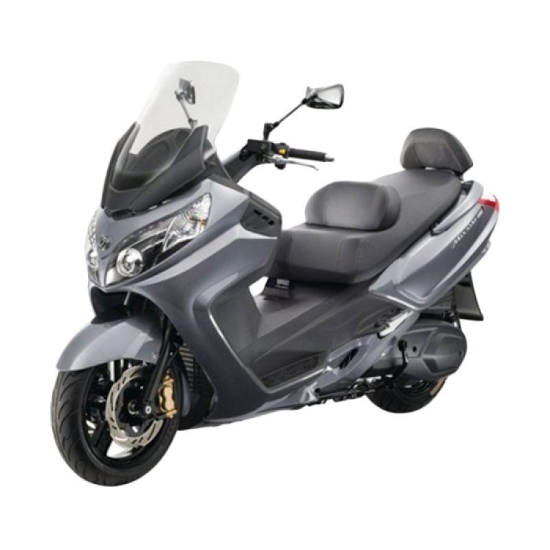 SYM Maxsym 400i Grey Sepeda Motor [DP 47.000.000] (Jakarta, Depok, Tangerang, Bekasi) (Grey)