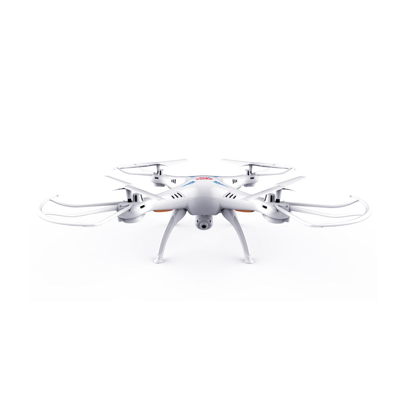 SYMA X5SC Upgraded Version 6 Axis Headless Mode with HD Camera White Drone Mainan Remote Control