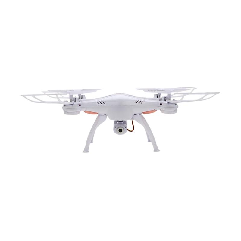 Syma X5SW WIFI RC FPV Quadcopter Drone With 2.0 MP HD Camera - White