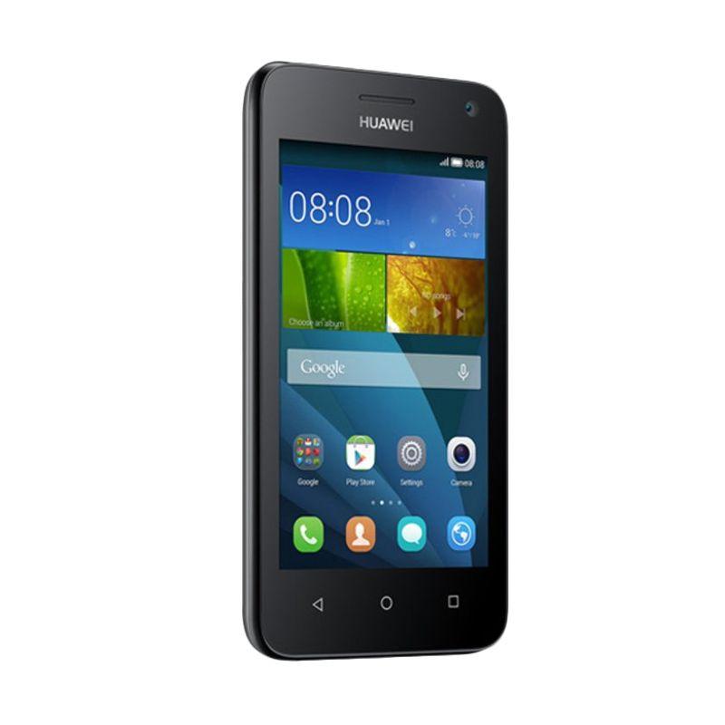 Huawei Y3 Hitam Smartphone [Batik Edition/4G ]