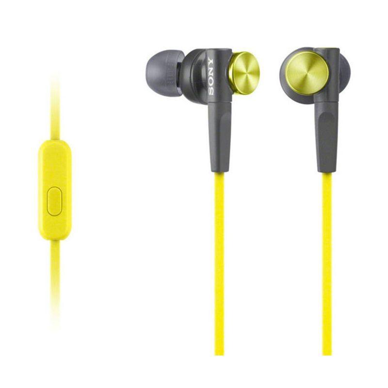 Sony MDR-XB50 Kuning Headset