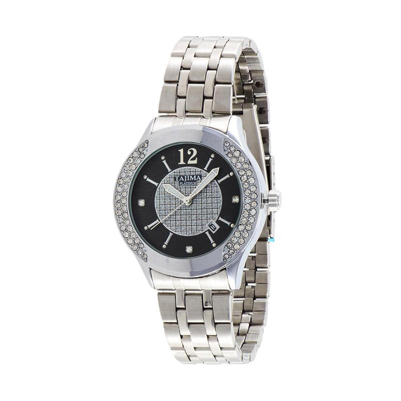 Tajima Analog Watch Date 3818 GS-02