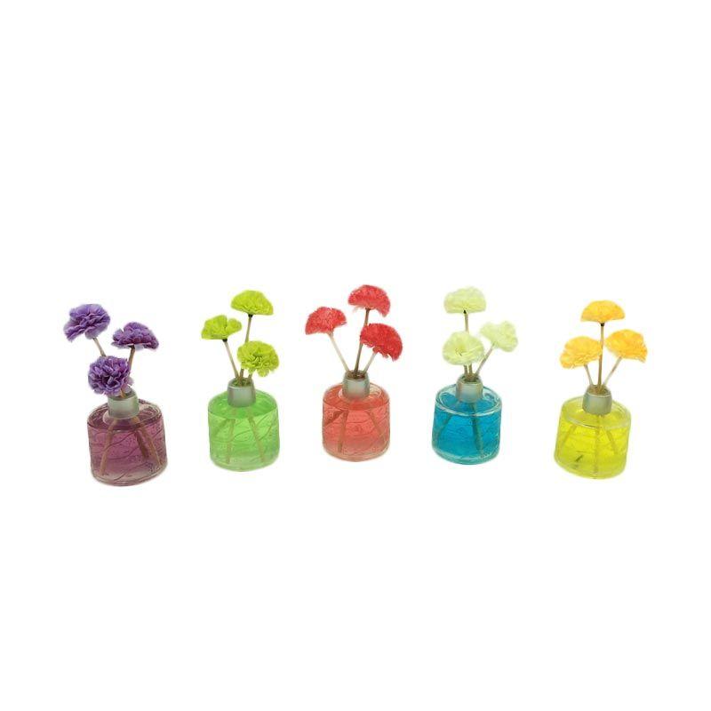 Taki Aromatalks Flower Pot Lemon Fresh Aroma Diffuser Pengharum Ruangan [50 mL]