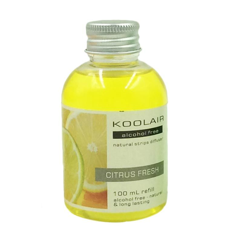 Taki Koolair Reed Diffuser Citrus Scent Pengharum Ruangan [100 mL]