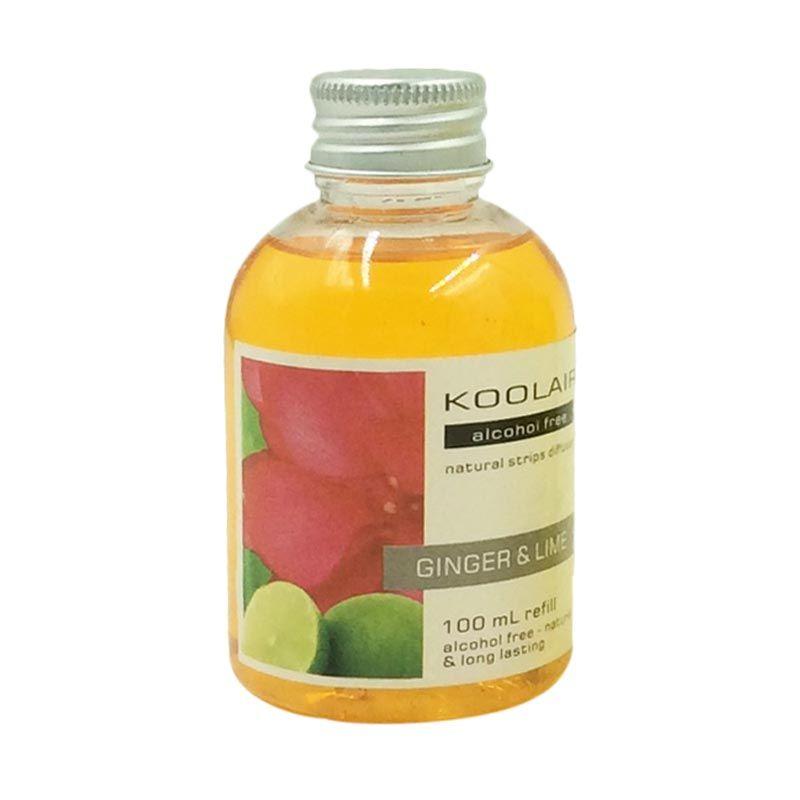 Taki Koolair Reed Diffuser Ginger Lime Scent Pengharum Ruangan [100 mL]
