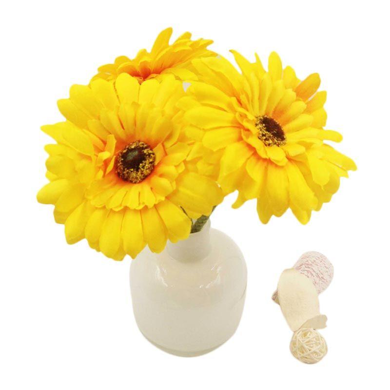 Taki Moodz Daisy Glass Diffuser Sun Flower Scent Pengharum Ruangan [200 mL]