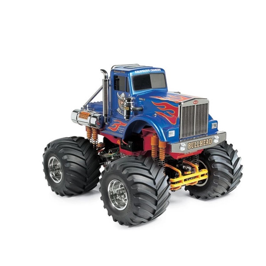 harga Tamiya Mini 4WD Big Foot Monster Truck Bullhead Junior Model Kit [1:32] Blibli.com