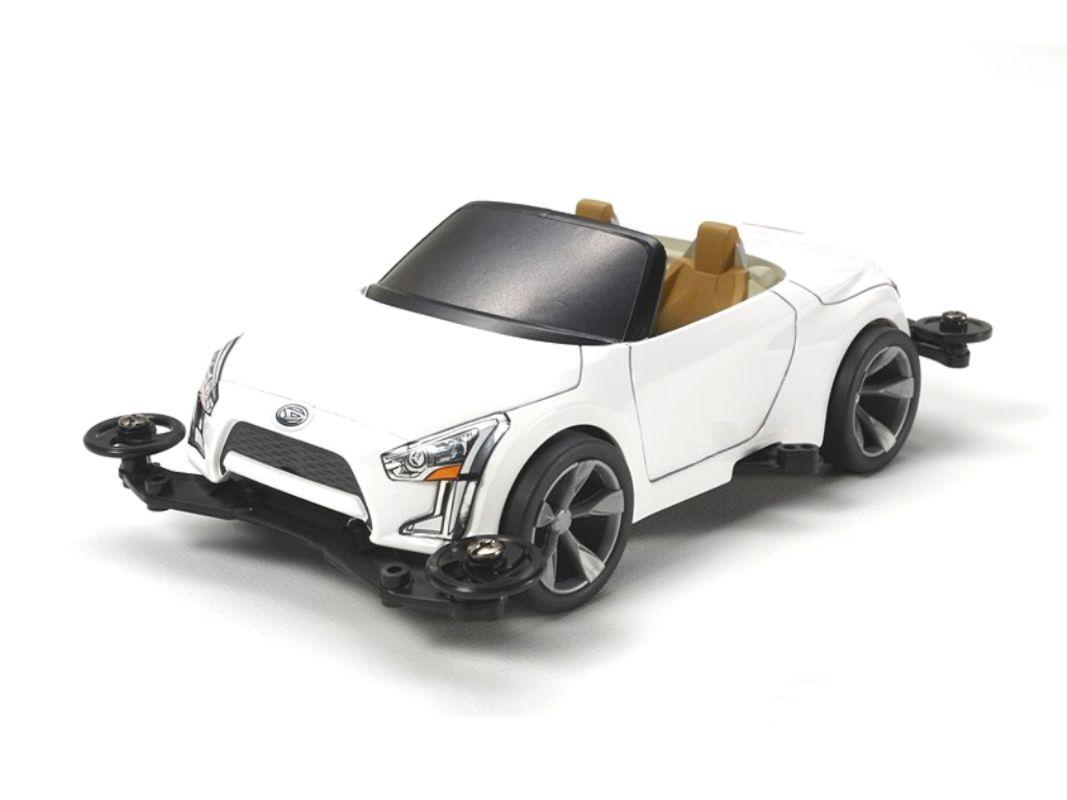 Tamiya Mini 4WD Kopen RMZ Model Kit [1:32]